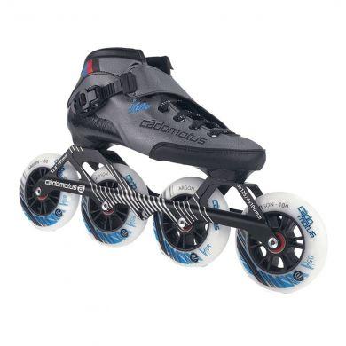 Cadomotus Versatile 3 in 1  4x100mm Inline skate Compleet