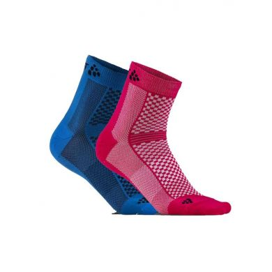 Craft Cool Mid Sock 2-Pack