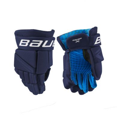 Bauer HG X IJshockey Handschoenen (Youth)