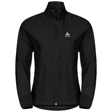 Odlo Nordseter Jacket Softshell Schaatsjack Dames