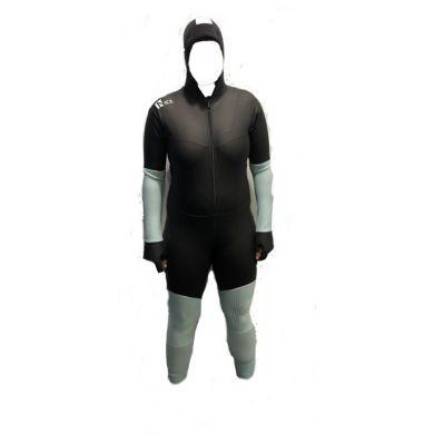 Nice Power S Suit Schaatspak (Zwart / Mint)