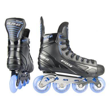 Graf Alpha Roller Inline Hockey Skate