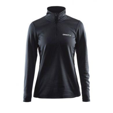 Craft Swift Half Zip Pullover Wms (Zwart)