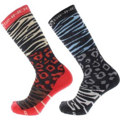 Sinner Ski Sock 2-pack