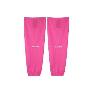 Bauer Practice Sock Polyester 600 (Roze)
