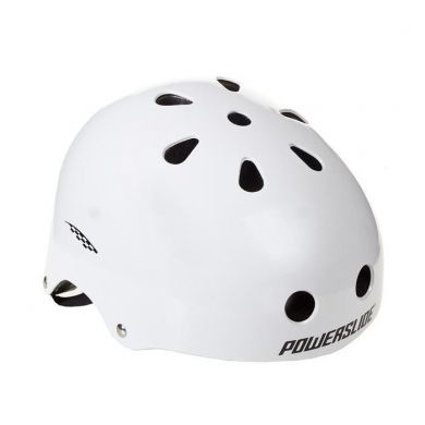 Powerslide Allround Helm (Wit)