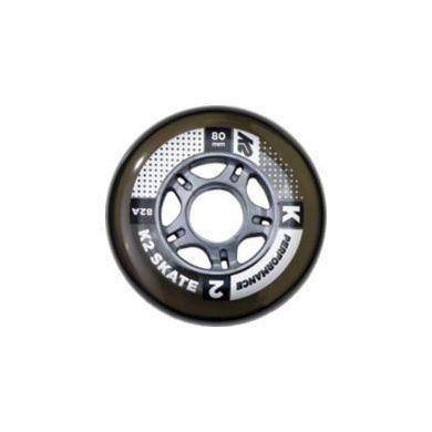 K2 80mm Inline Wiel (per 4 stuks)