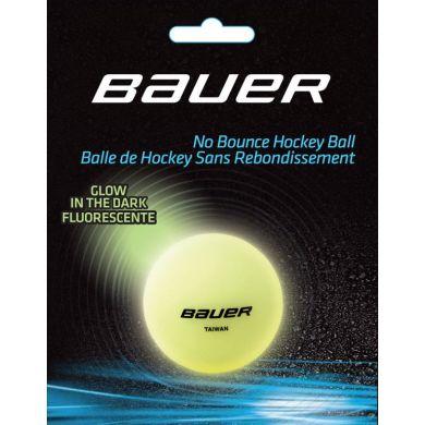 Bauer Glow in the Dark Hockey Ball