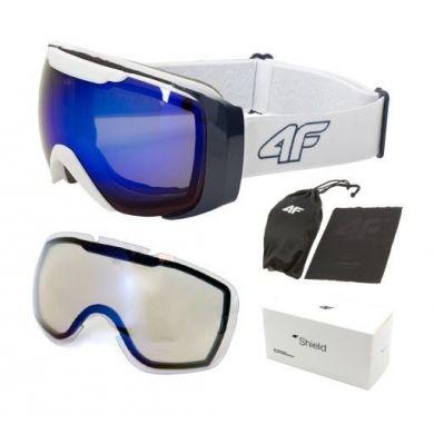 4F Goggles + Glass