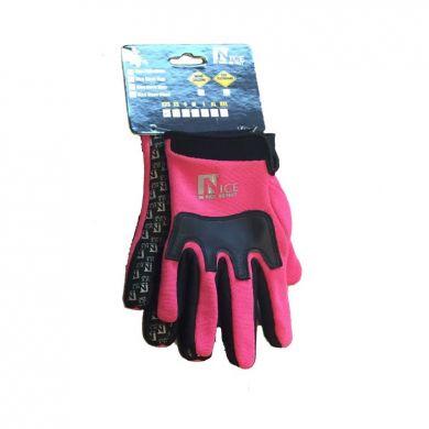 Nice Snijvaste Handschoen (Roze)