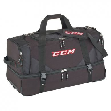 "CCM EB Officials Wheel Bag (30"")"