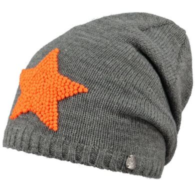Barts Baddy Beanie Kids (Dark Heather)