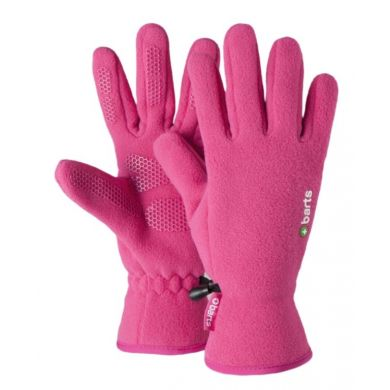 Barts Fleece Gloves Kids (Roze)