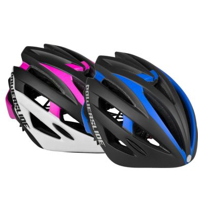 Powerslide Race Attack Fiets /  Skeeler Helm
