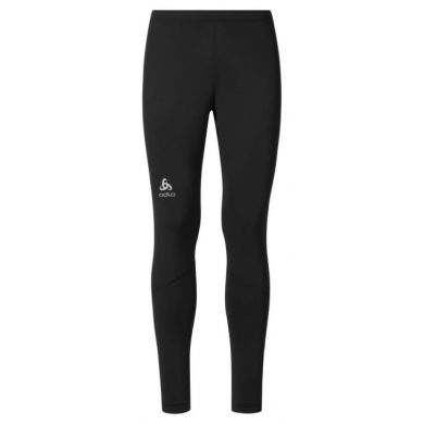 Odlo Tights Sliq Dames (Zwart)