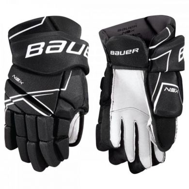 Bauer HG NSX Hockey Gloves (Youth)