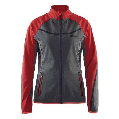 Craft Intensity Softshell Jacket (Donker Grijs)