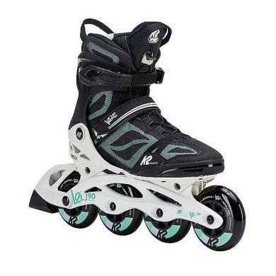 K2 Vo2 90 Pro Dames Inline Skate (Zwart / Wit)