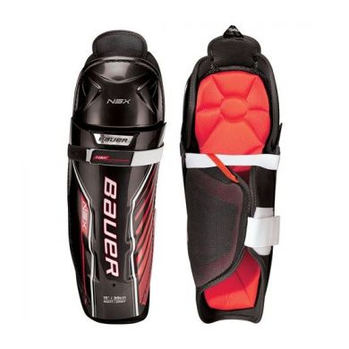Bauer SG NSX Shinguards Senior