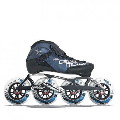 Cadomotus Rookie One Inline Skate voor kinderen 4x100 | 3x110