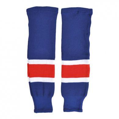 Bauer Practice Sock (New York Blauw)