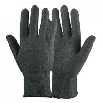 Zandstra Black Tactil Snijvaste Handschoen (Zwart)