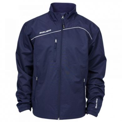 Bauer Core Lightweight Warm Up Jacket (Navy)