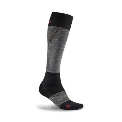 Craft Alpine Warm Merino Wool Ski Sock