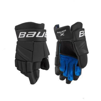Bauer HG X IJshockey Handschoenen (Intermediate)