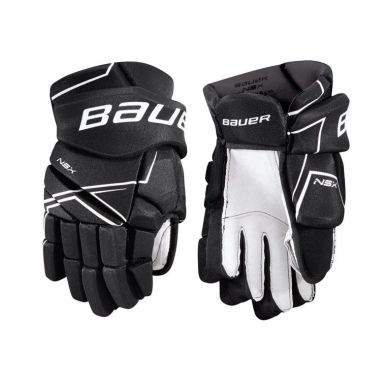 Bauer HG NSX Hockey Gloves Junior