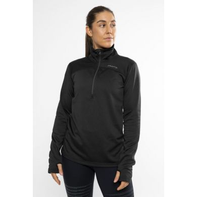 Craft Pin Half zip Pullover Dames