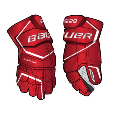 Bauer HG Supreme S29 Hockey Handschoen (Junior)
