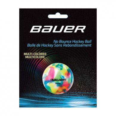 Bauer Multi Colored Hockey Ball
