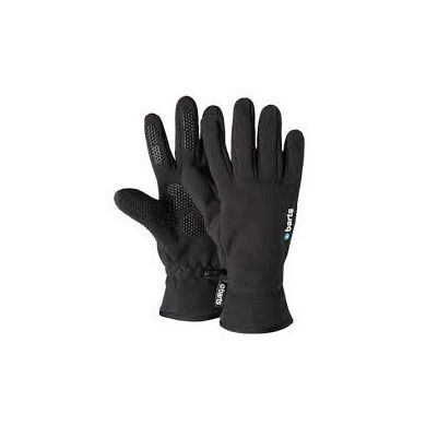 Barts Fleece Gloves Kids (Zwart)