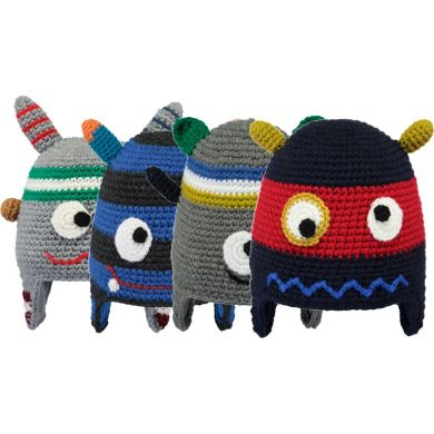 Barts Kinder Muts Monster Beanie