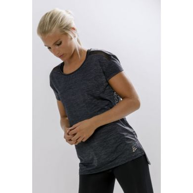 Craft NRGY Mesh Tee Shirt Dames