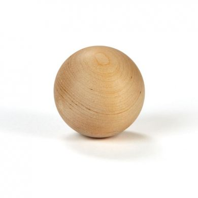 Swedish Wood Stickhandling Ball