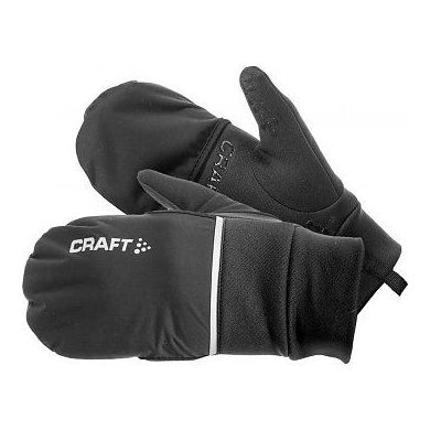 Craft Hybrid Weather Glove (Zwart)