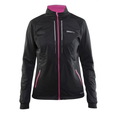 Craft Storm Jacket 2.0 Dames (Zwart/Smoothie)