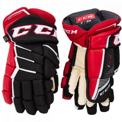 CCM HG JETSPEED FT1 Hockey Gloves Junior