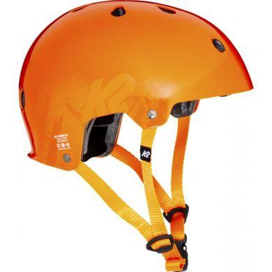 K2 Varsity Kids Skate Helm (Oranje)