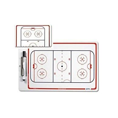 Blue Sports Pro Coach Hockey Clip Board