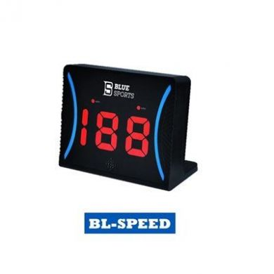 Blue Sports Speed Radar