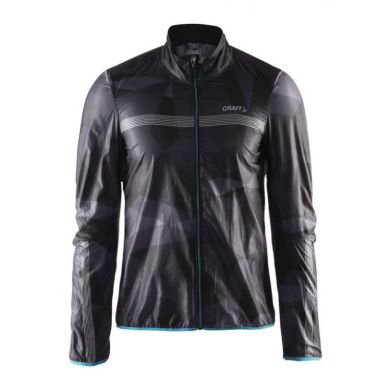 Craft Feather Light Jacket Heren (Zwart /Grijs)
