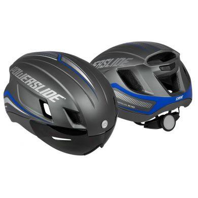 Powerslide Wind Helm met visor