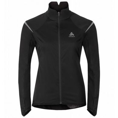 Odlo Zeroweight Jacket Dames (Zwart)