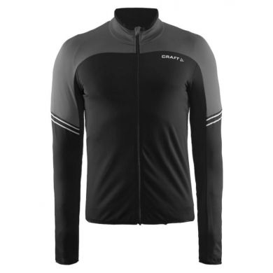 Craft Velo Thermal Jersey (Grijs/Zwart)