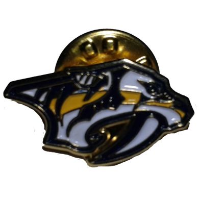 NHL Logo Pin Speld (Nashville Predators)