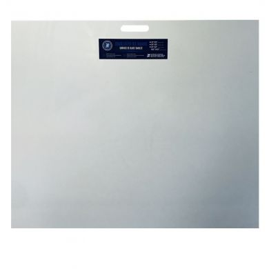 Blue Sports Simulated Ice Board XXL with Handle (120-100cm)