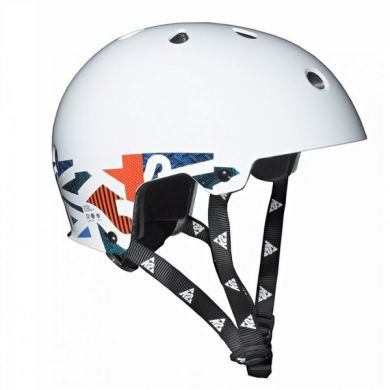 K2  Varsity Helm White JR